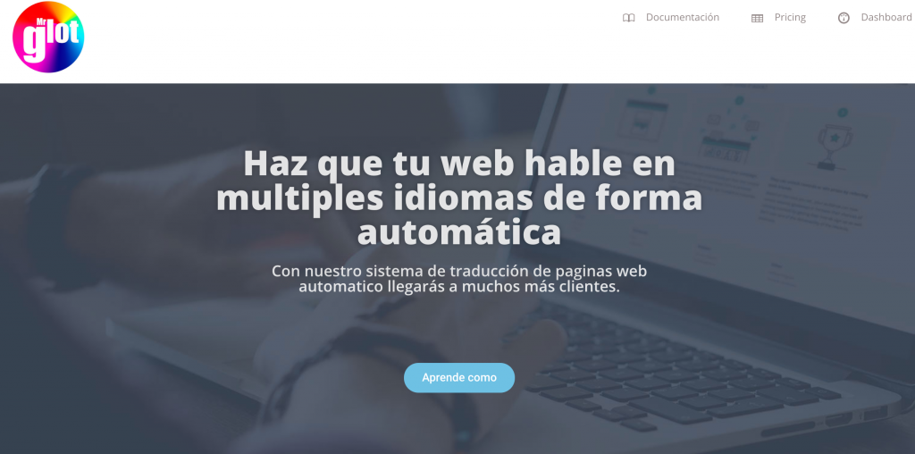 Mr.Glot para traducir WordPress